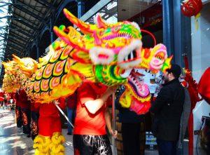 Dublin Chinese New Year // Dragon Photo by: Carolina Hernandez