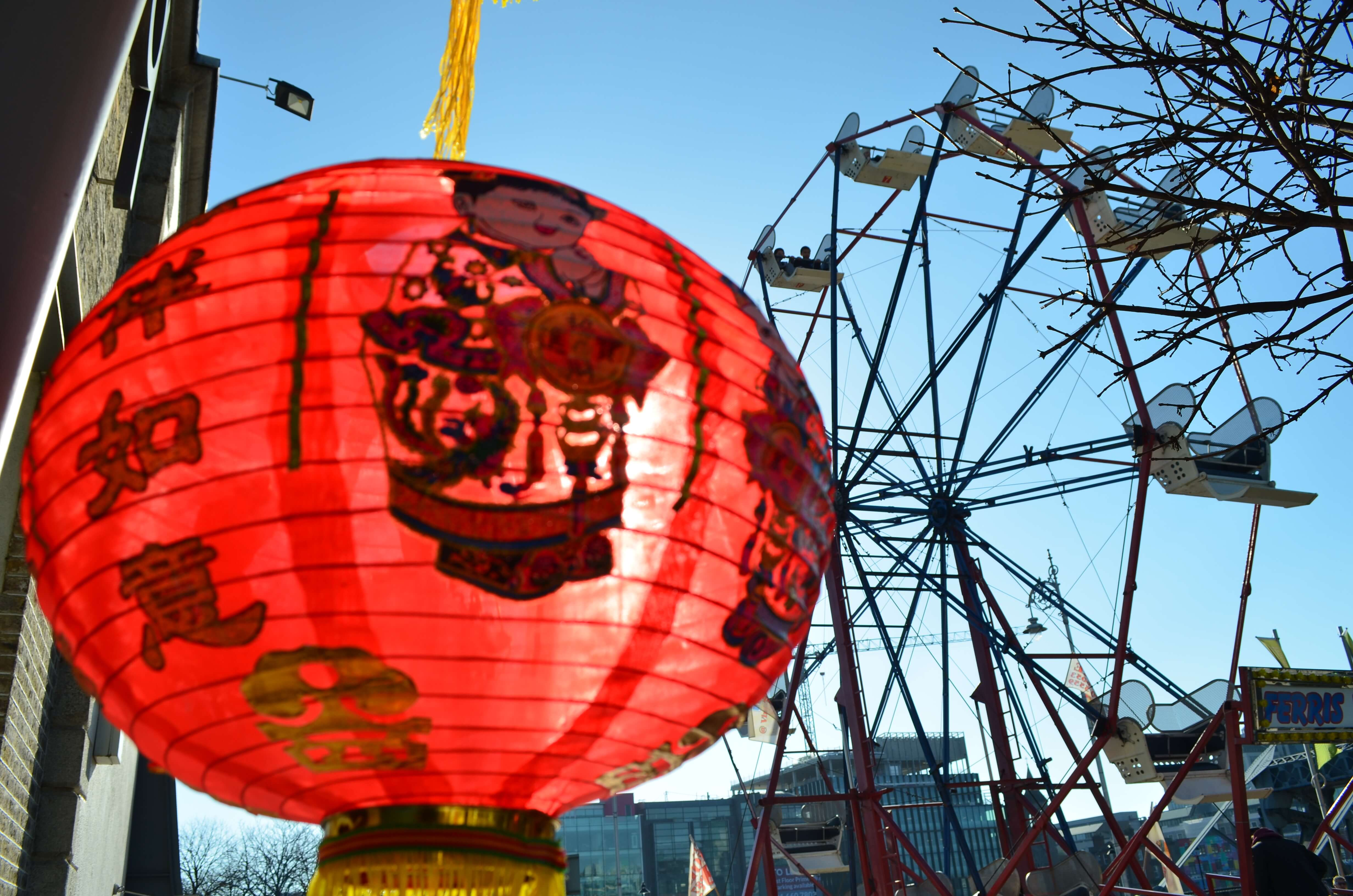 Dublin Chinese New Year // Fair Photo by: Carolina Hernandez