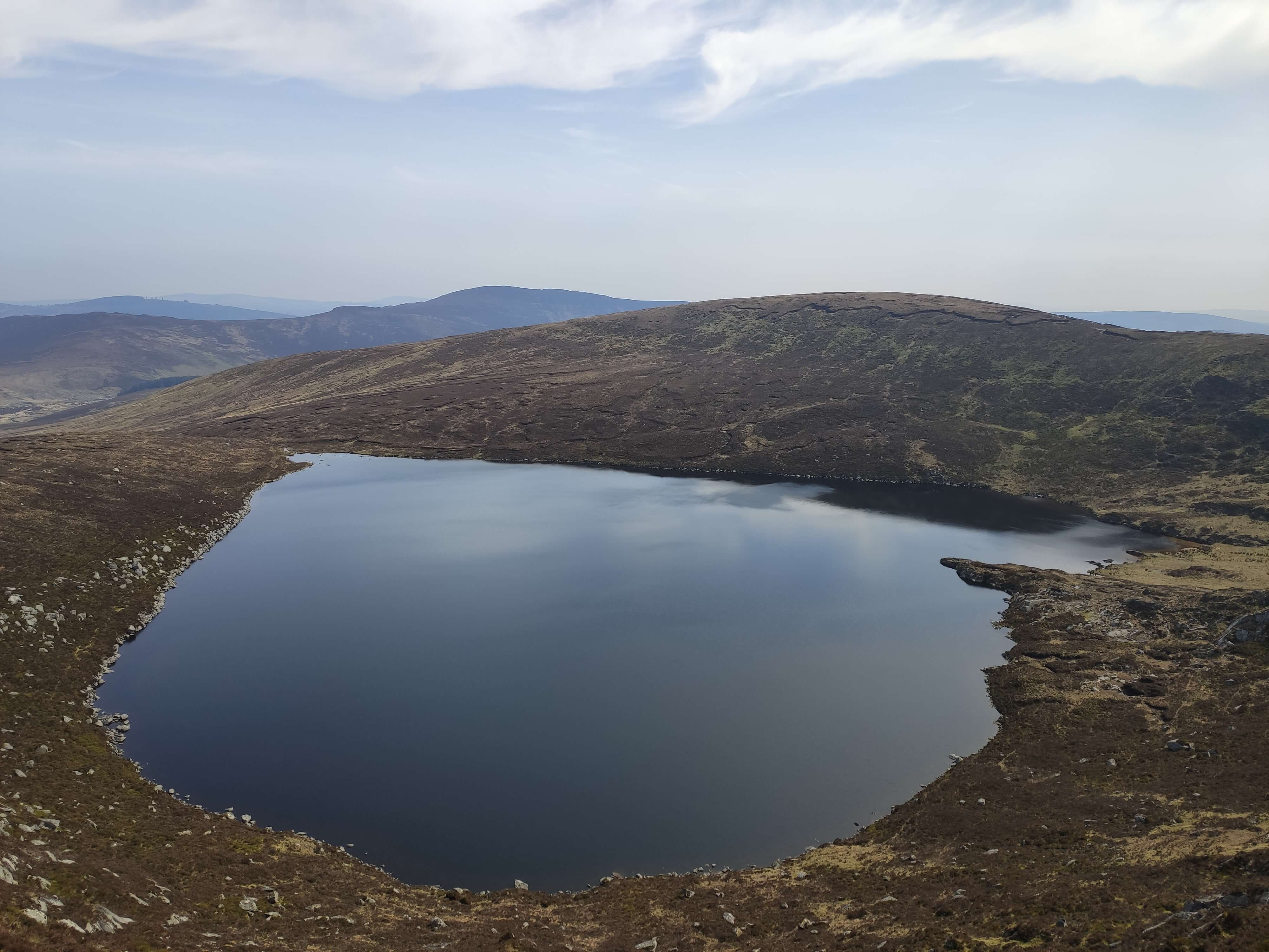 The Heart Shaped Lake/Lough Ouler
