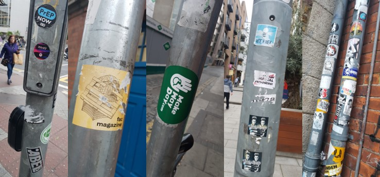 Sticker - OOH Dublin