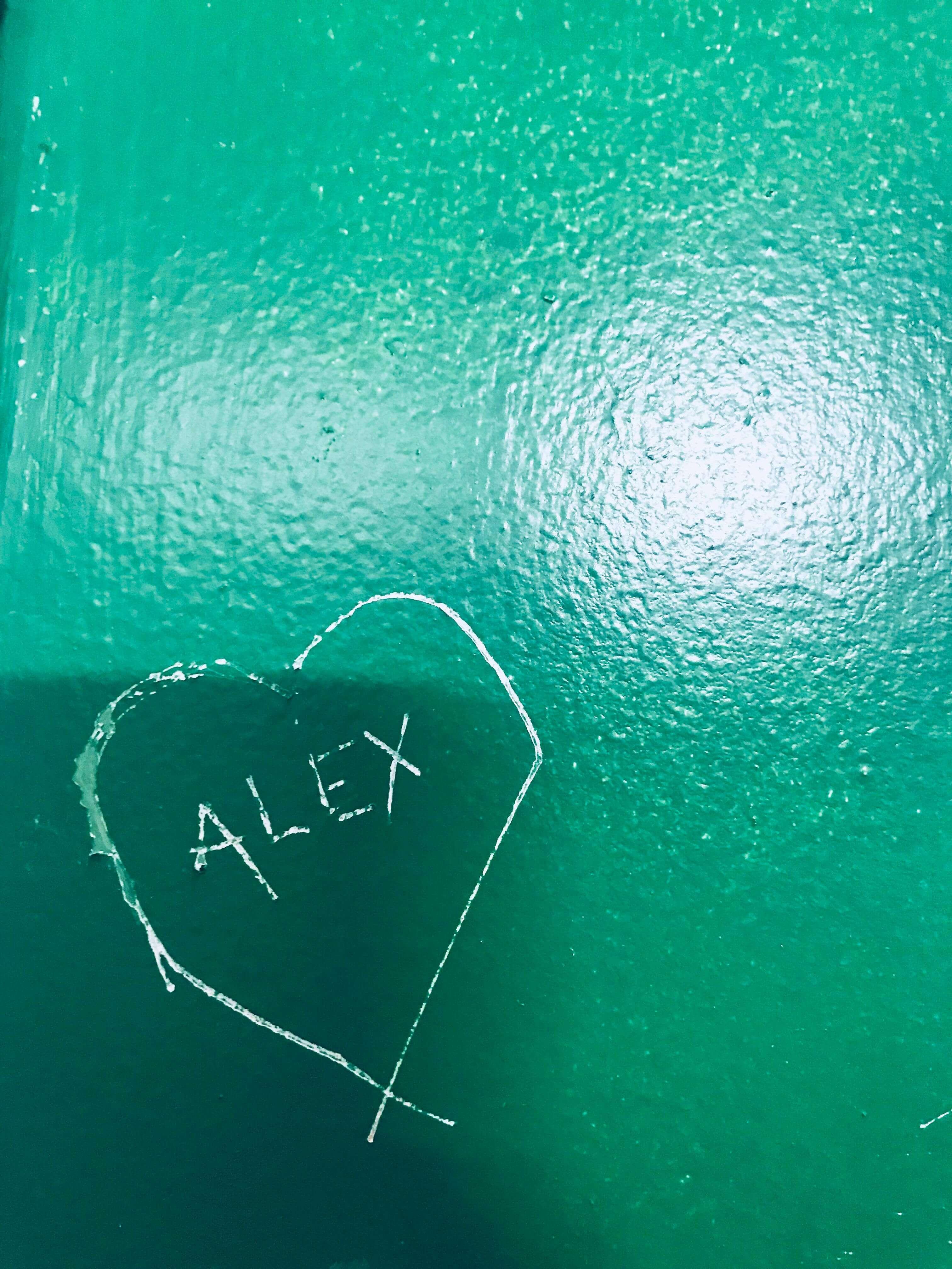 To Alex