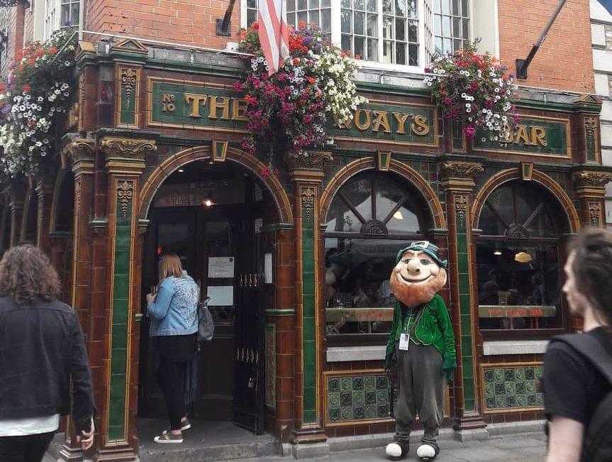 Dublin - Credit Photo : Lucille Rombi