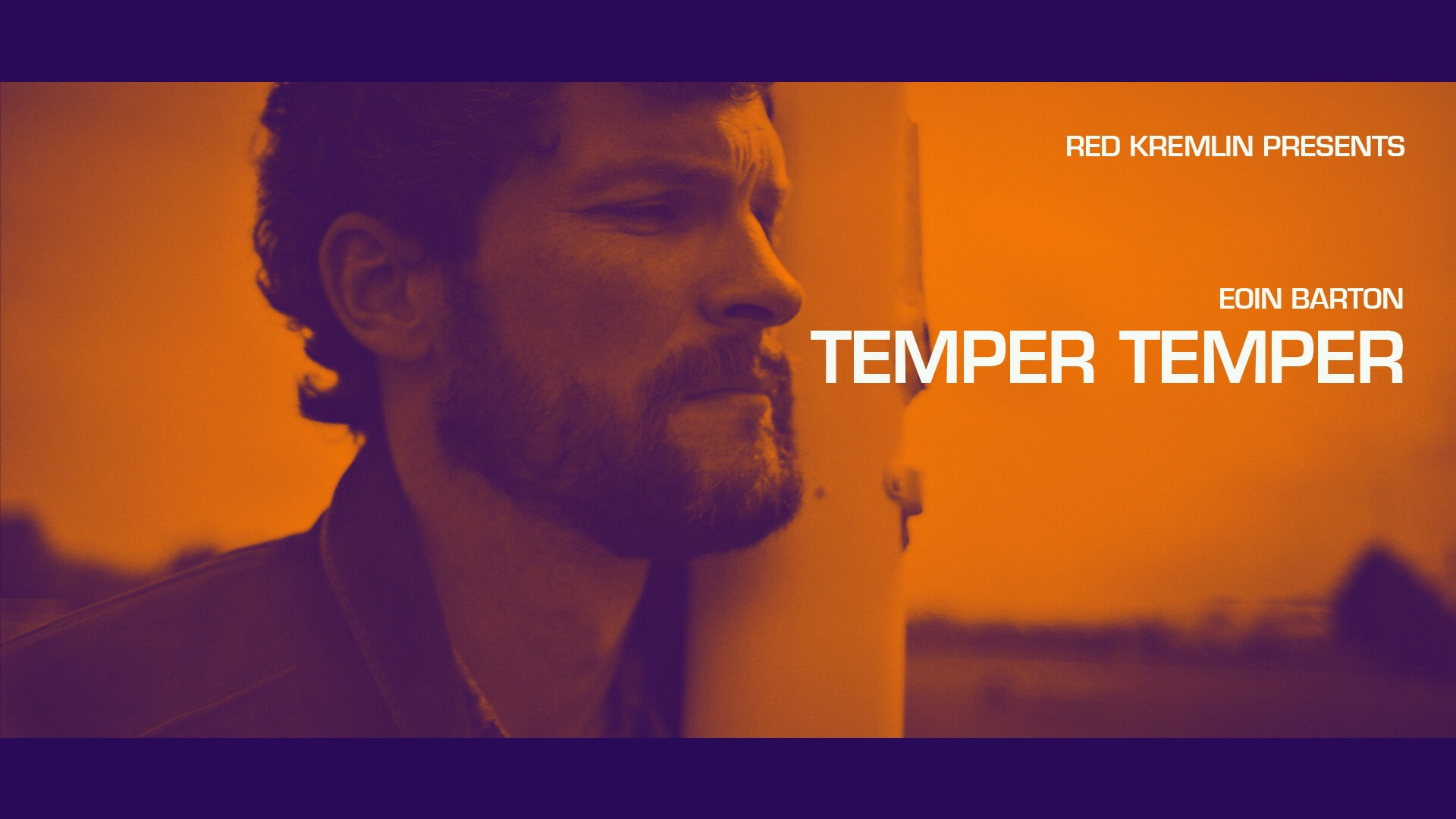 fallonposter of the movie TEMPER TEMPER by Ray Hyland