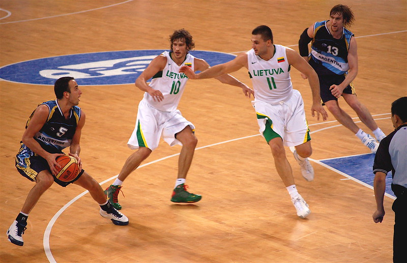Argentina-Lithuania Olympics