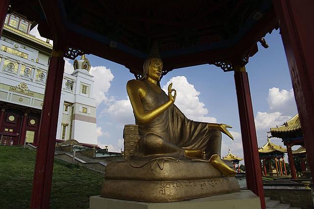 Buddha in Kalmykia